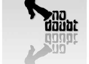 no doubt logo