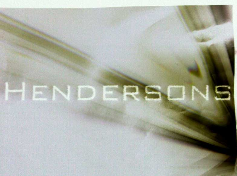 hendersons two logo