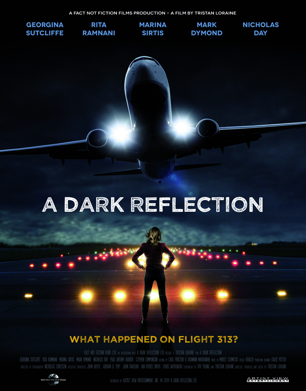 A Dark Reflection - Film Poster